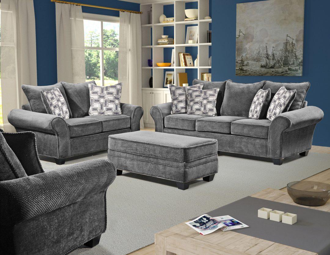 Trinidad Granite Sofa & Loveseat