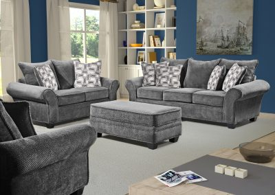 Trinidad Granite Sofa & Loveseat