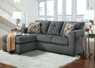 Kelly Gray Sectional – 3903