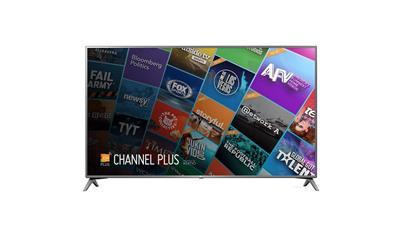 75″ LG Smart TV 4K
