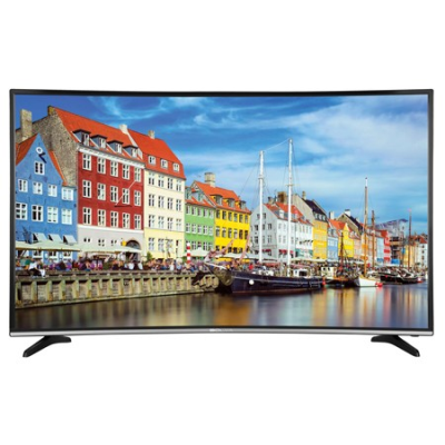 55″ Bolva Curved Smart TV