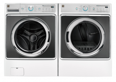 Front Load Washer Dryer Set