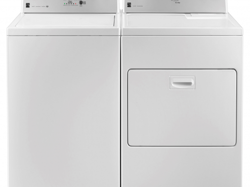 Medium Washer Dryer Set