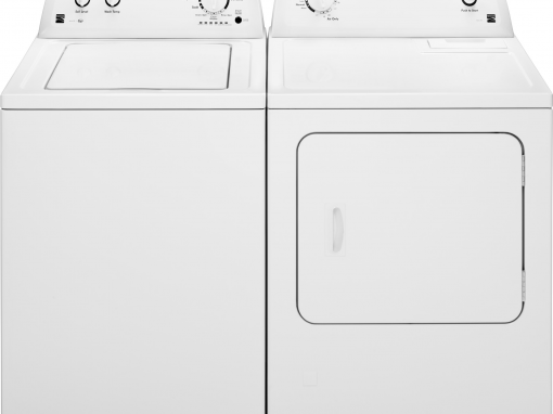 Standard Washer Dryer set