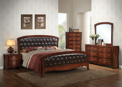 JN100 Jenny 6PC Bedroom Set